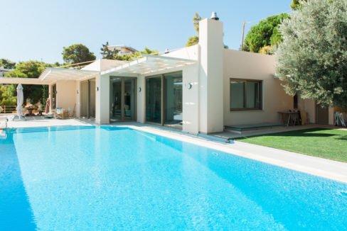 Luxury villa in Lagonisi Athens, Villas in Attica, Villas in south Athens, villas in Lagonisi, Real Estate Athens Riviera, Athens Riviera Villas 42