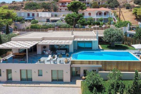 Luxury villa in Lagonisi Athens, Villas in Attica, Villas in south Athens, villas in Lagonisi, Real Estate Athens Riviera, Athens Riviera Villas 43