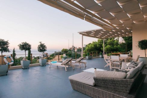 Luxury villa in Lagonisi Athens, Villas in Attica, Villas in south Athens, villas in Lagonisi, Real Estate Athens Riviera, Athens Riviera Villas 5
