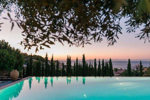 Luxury villa in Lagonisi Athens, Villas in Attica, Villas in south Athens, villas in Lagonisi, Real Estate Athens Riviera, Athens Riviera Villas 6