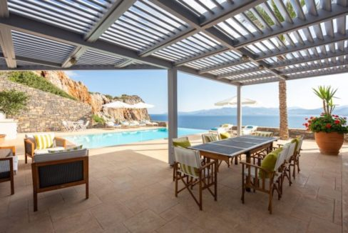 Luxury villa with swimming pool, Property in Crete, House for Sale in Crete, Villas in Crete Greece for Sale 4