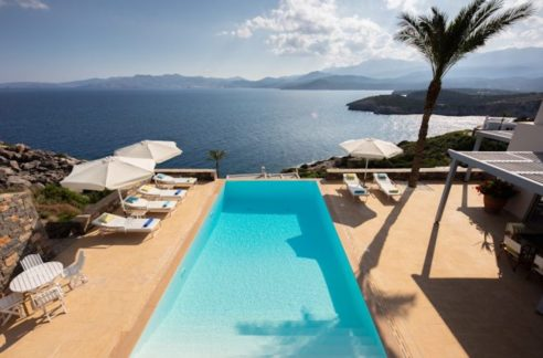 Luxury villa with swimming pool, Property in Crete, House for Sale in Crete, Villas in Crete Greece for Sale 1