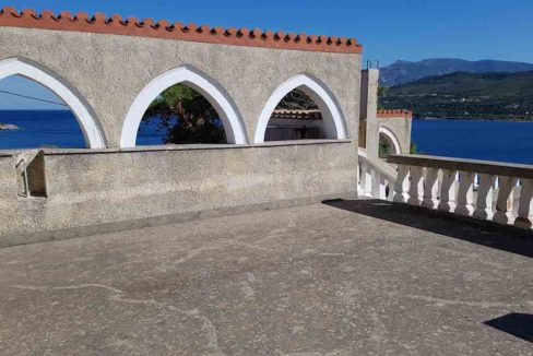 Old Villa in Samos to restore, by the sea, Building to renovate in Greek island, Old building by the sea to restore, Old Building to restore in Greek Island 15
