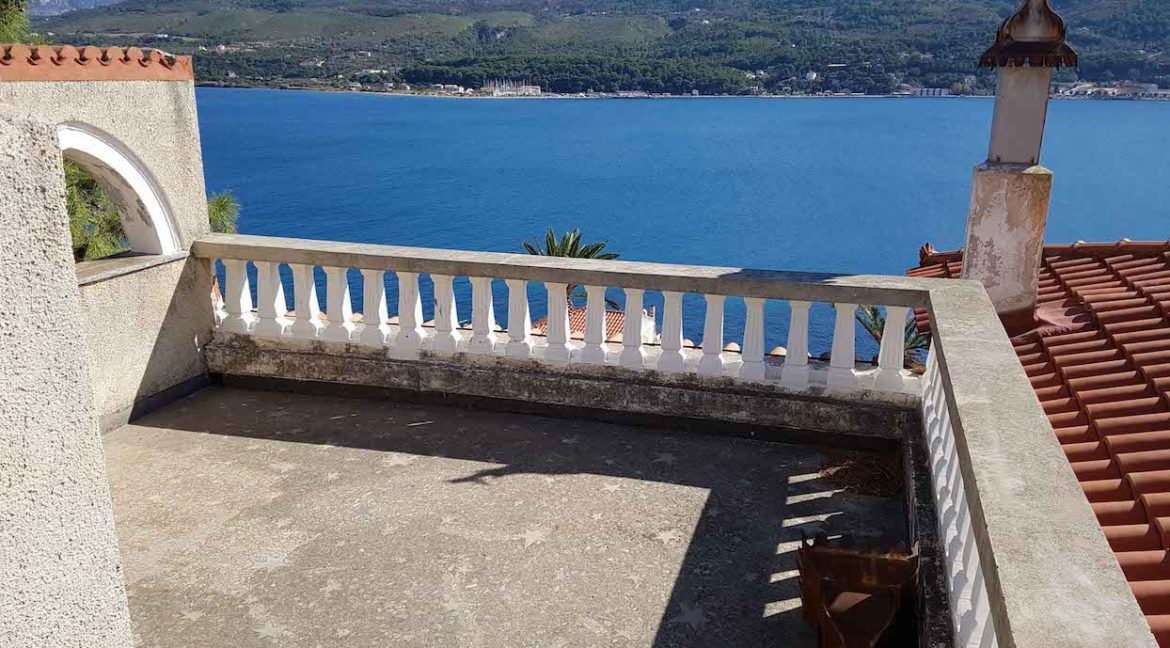 Old Villa in Samos to restore, by the sea, Building to renovate in Greek island, Old building by the sea to restore, Old Building to restore in Greek Island 16