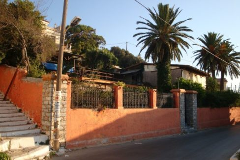 Old Villa in Samos to restore, by the sea, Building to renovate in Greek island, Old building by the sea to restore, Old Building to restore in Greek Island 19