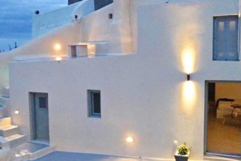 Property at Pyrgos Santorini with sea view for sale 4