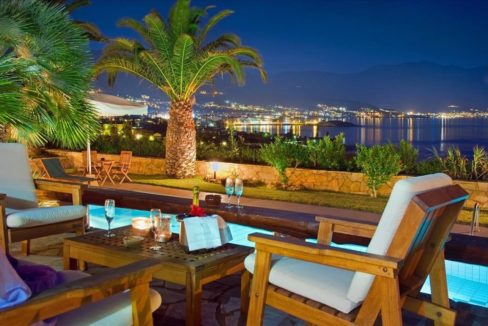 Property in Hersonissos Crete, Villa by the sea in Crete, Beautiful Villa in Hersonissos Crete, Villas in Hersonissos Crete, Villas with Sea vIew Crete 2