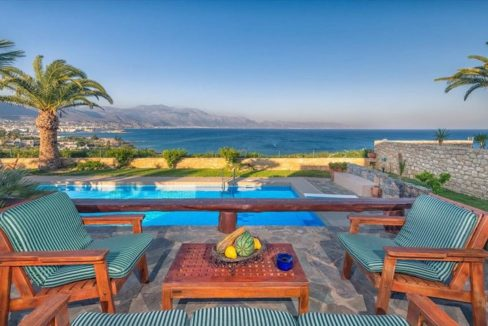 Property in Hersonissos Crete, Villa by the sea in Crete, Beautiful Villa in Hersonissos Crete, Villas in Hersonissos Crete, Villas with Sea vIew Crete 20