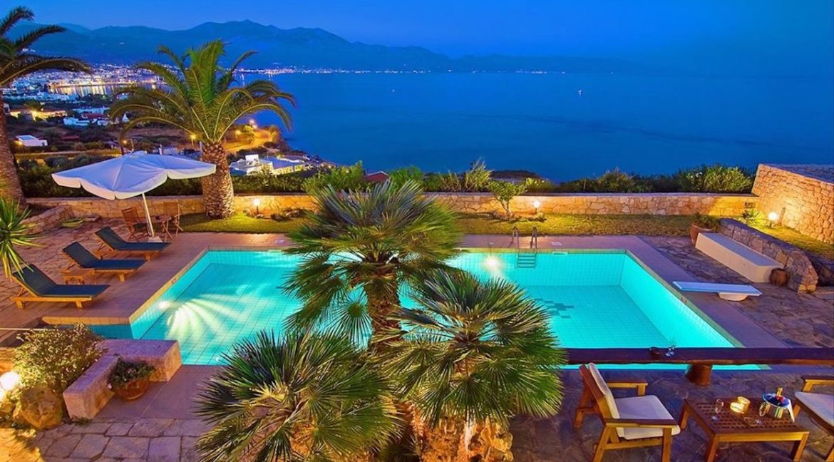 Property in Hersonissos Crete, Villa by the sea in Crete, Beautiful Villa in Hersonissos Crete, Villas in Hersonissos Crete, Villas with Sea vIew Crete 3