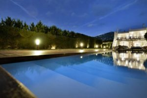 Villa Athens with Sea View