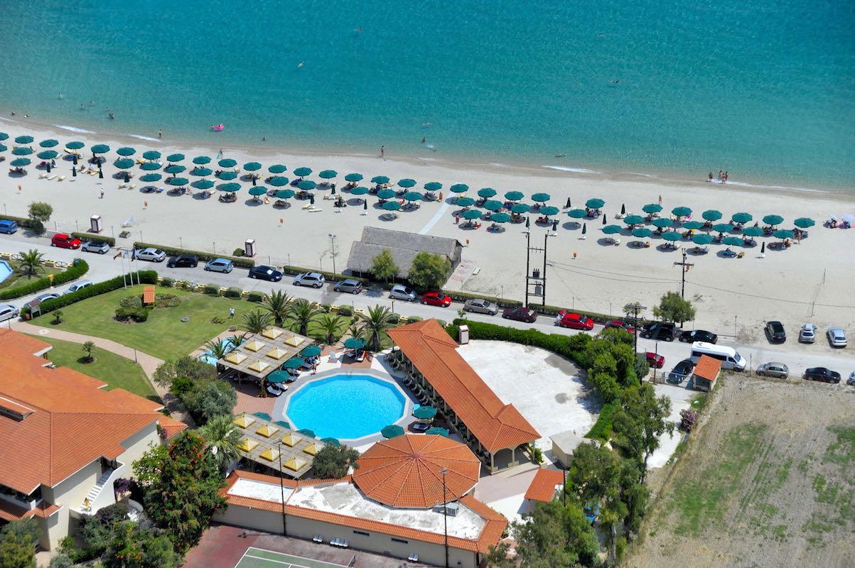 Seafront Hotel for Sale in Kassandra Halkidiki