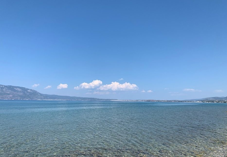 Seafront Land Plot Near Korinthos, Allowance to Built 650 sqm of Villas and much more for building a Hotel. Land for investment on the sea Peloponnese 3