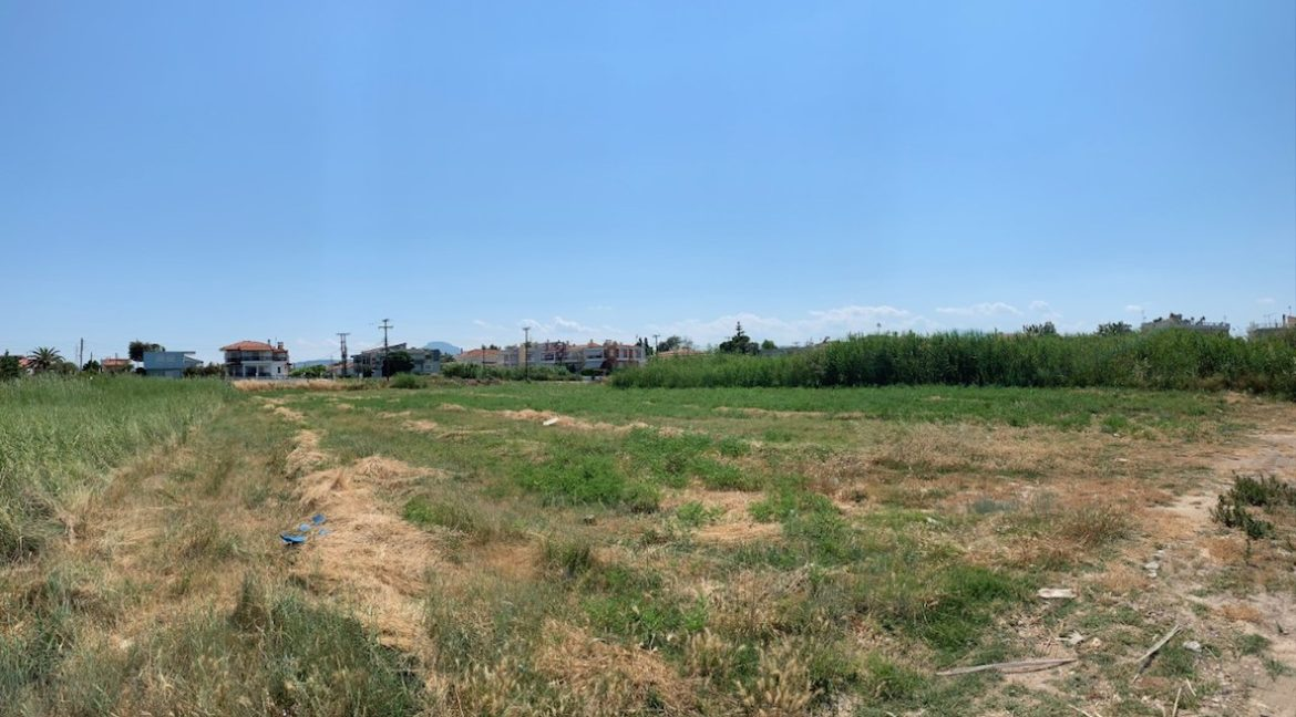 Seafront Land Plot Near Korinthos, Allowance to Built 650 sqm of Villas and much more for building a Hotel. Land for investment on the sea Peloponnese 4
