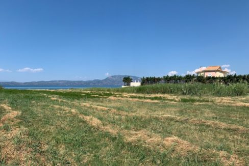 Seafront Land Plot Near Korinthos, Allowance to Built 650 sqm of Villas and much more for building a Hotel. Land for investment on the sea Peloponnese 5