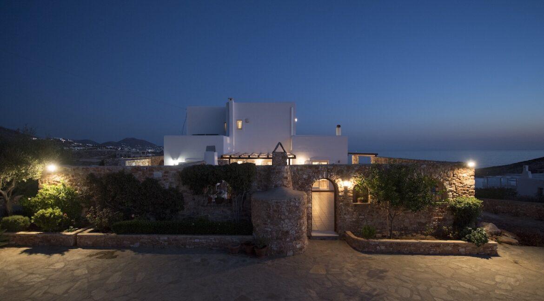 Seafront Villa Paros, Cyclades Greece, Seafront Villas Greece, Paros Real Estate