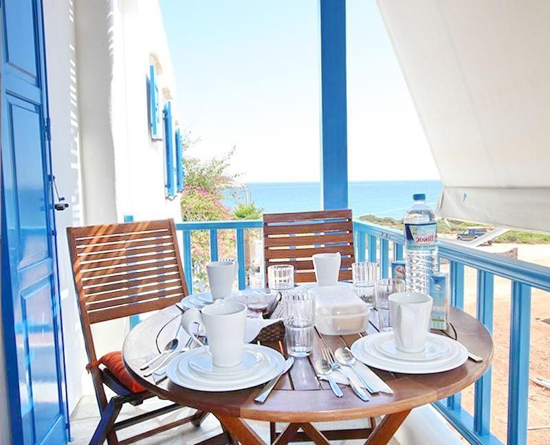 Seafront Villa in Antiparos in Cyclades Greece, Antiparos Real Estate, Antiparos Villa for Sale, Beachfront Property in Cyclades 1