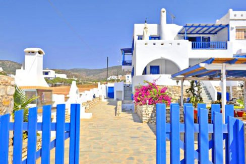Seafront Villa in Antiparos in Cyclades Greece, Antiparos Real Estate, Antiparos Villa for Sale, Beachfront Property in Cyclades 3