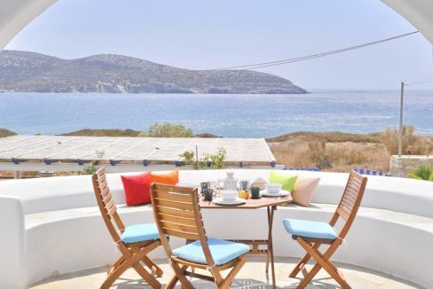 Seafront Villa in Antiparos in Cyclades Greece, Antiparos Real Estate, Antiparos Villa for Sale, Beachfront Property in Cyclades 7