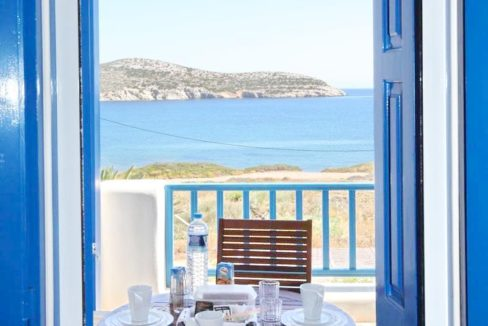 Seafront Villa in Antiparos in Cyclades Greece, Antiparos Real Estate, Antiparos Villa for Sale, Beachfront Property in Cyclades 8