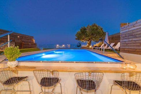 Seafront Villa in Zakynthos, Beachfront Villa in Zakynthos for sale, Zante villa on the beach, Zante Real Estate, Zakynthos Realty 13