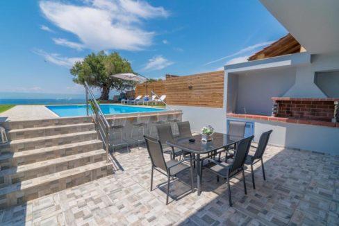 Seafront Villa in Zakynthos, Beachfront Villa in Zakynthos for sale, Zante villa on the beach, Zante Real Estate, Zakynthos Realty 17
