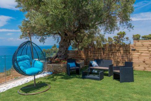 Seafront Villa in Zakynthos, Beachfront Villa in Zakynthos for sale, Zante villa on the beach, Zante Real Estate, Zakynthos Realty 18