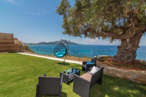 Seafront Villa in Zakynthos, Beachfront Villa in Zakynthos for sale, Zante villa on the beach, Zante Real Estate, Zakynthos Realty 19