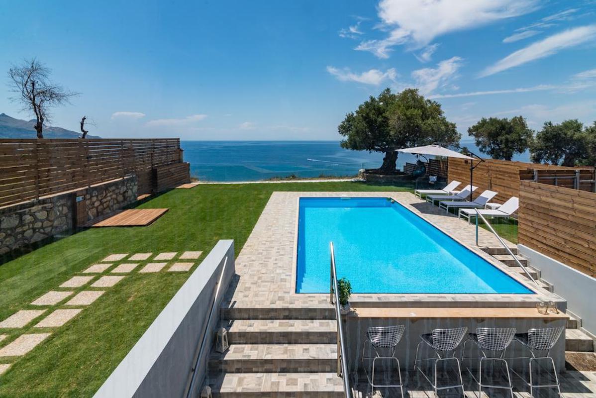 Seafront Villa in Zakynthos