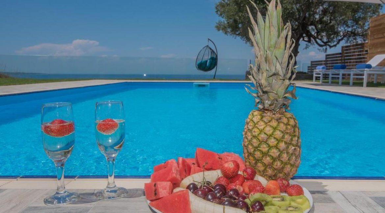 Seafront Villa in Zakynthos, Beachfront Villa in Zakynthos for sale, Zante villa on the beach, Zante Real Estate, Zakynthos Realty 29