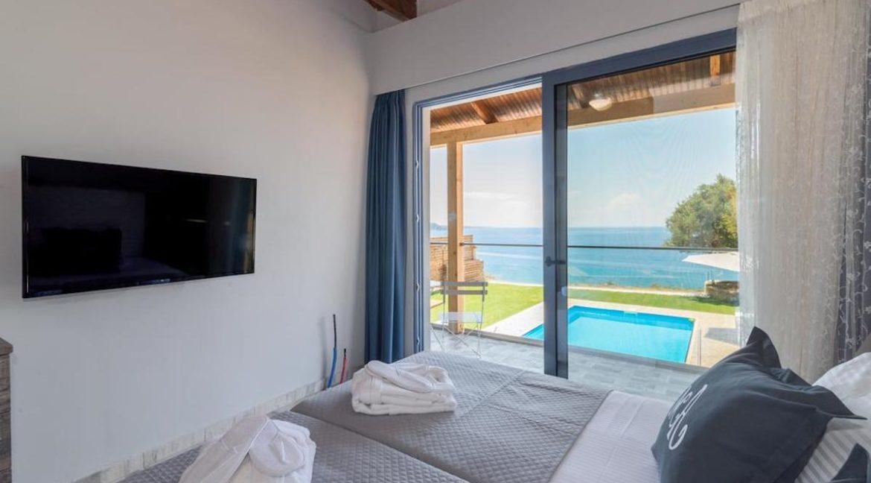 Seafront Villa in Zakynthos, Beachfront Villa in Zakynthos for sale, Zante villa on the beach, Zante Real Estate, Zakynthos Realty 6
