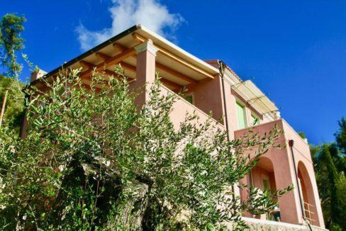 Villa for sale in Corfu, Corfu Properties, Corfu Luxury Villas for sale, Corfu Real Estate, Villa in Ionion Sea Greece 1