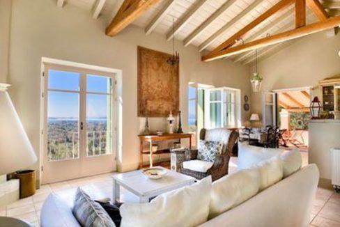 Villa for sale in Corfu, Corfu Properties, Corfu Luxury Villas for sale, Corfu Real Estate, Villa in Ionion Sea Greece 20