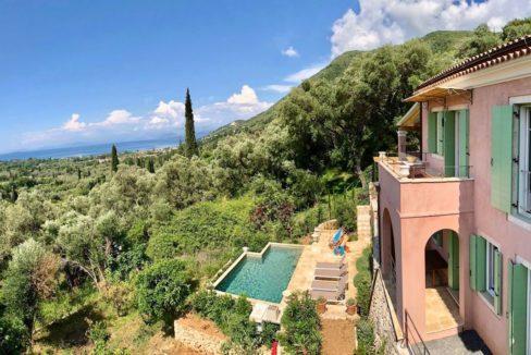 Villa for sale in Corfu, Corfu Properties, Corfu Luxury Villas for sale, Corfu Real Estate, Villa in Ionion Sea Greece