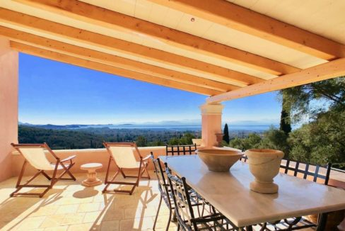 Villa for sale in Corfu, Corfu Properties, Corfu Luxury Villas for sale, Corfu Real Estate, Villa in Ionion Sea Greece 22