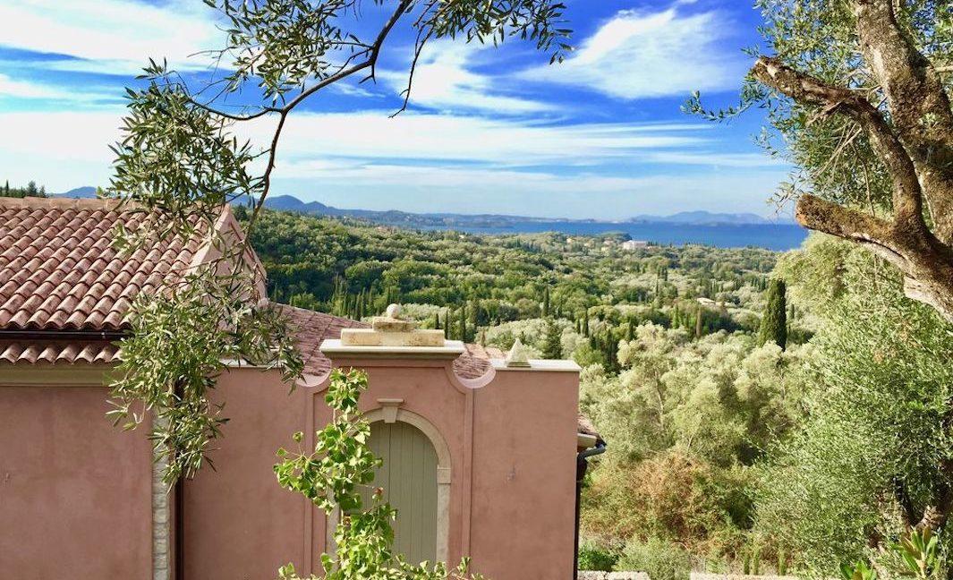 Villa for sale in Corfu, Corfu Properties, Corfu Luxury Villas for sale, Corfu Real Estate, Villa in Ionion Sea Greece 6