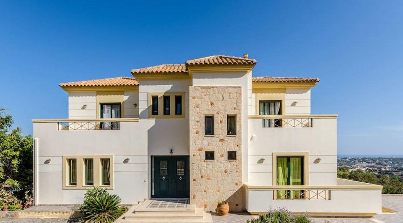 Villa for sale in Hersonissos Crete, homes for Sale in Crete, Houses for Sale in Crete, Crete Realty, Real Estate in Crete