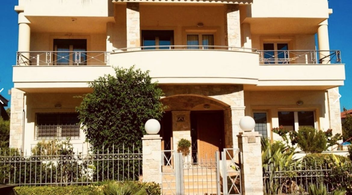 Villa in Ano Voula, Villa for Sale in South Athens, Voulla Athens Property for Sale, Voula Athens, Hosue in Athens for Sale 11
