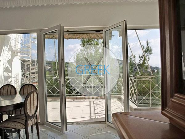 Roof Apartment for Sale in Athens, in Penteli, Buy Apartment in Athens, Get Gold Visa in Athens, Athens Property for Gold Visa.