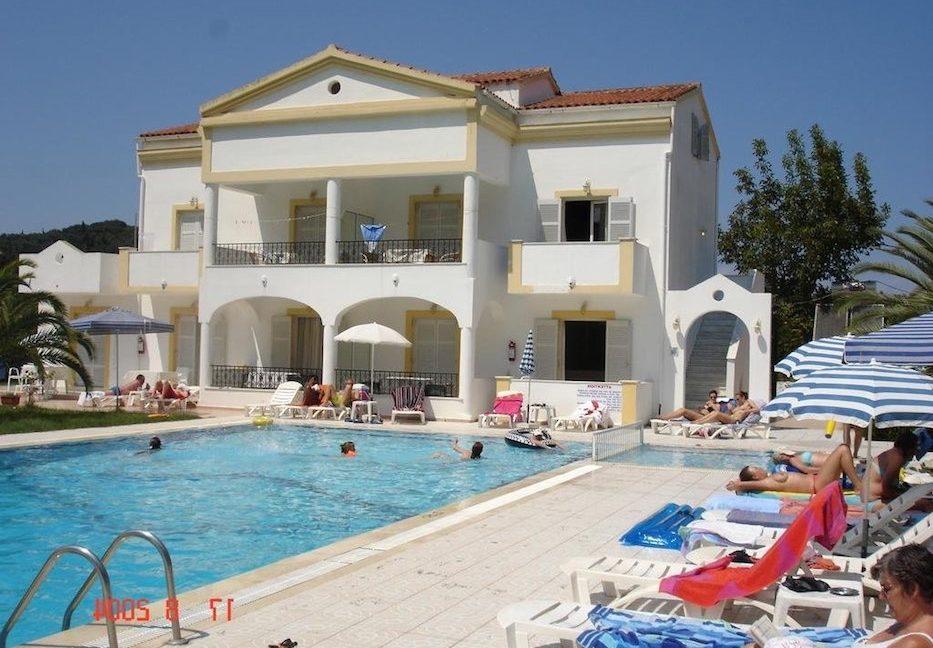 Apartments Hotel at Corfu Greece 4