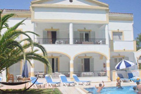 Apartments Hotel at Corfu Greece 7