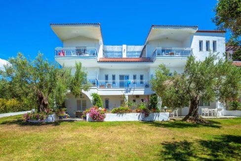 Apartments Hotel at Kassandra. Hotel for Sale Greece, Hotel Kassandra Real Estate