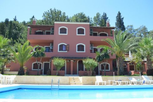 Apartments Hotel in Corfu, Complex of Apartments, Real Estate in Corfu, Hotel Corfu Greece for Sale, Corfu Realty 2