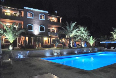 Apartments Hotel in Corfu, Complex of Apartments, Real Estate in Corfu, Hotel Corfu Greece for Sale, Corfu Realty