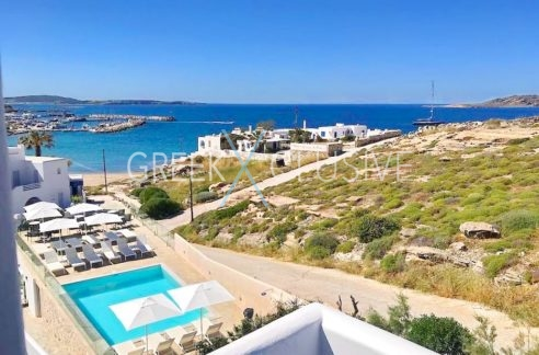 Apartments Hotel in Paros for sale