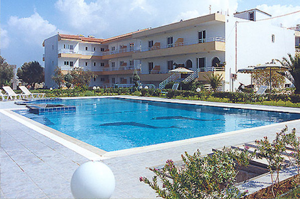 Apartments Hotel in Rhodes island, Hotel for Sale in Rhodes, Real Estate Hotel Rhodes Greece