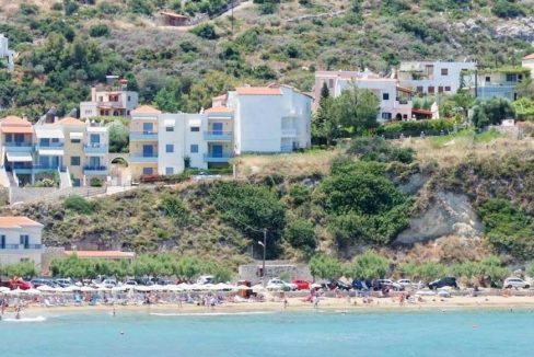 Apartments Hotel near the sea in Chania CRETE 5