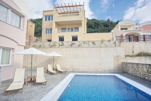 Apartments Property in Corfu, Apartments Hotel in Corfu for Sale, Hotel For Sale in Corfu, Real Estate in Corfu 4