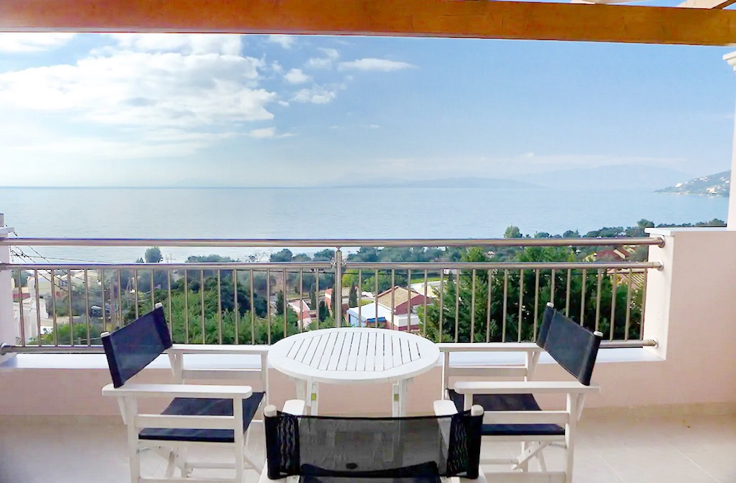 Apartments Property in Corfu + Land