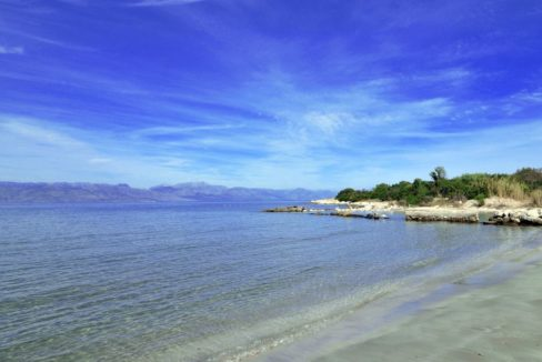 Beachfront Villa Corfu, Seafront Property in Corfu, Luxury Estate in Corfu, Luxury Real Estate in Corfu 1