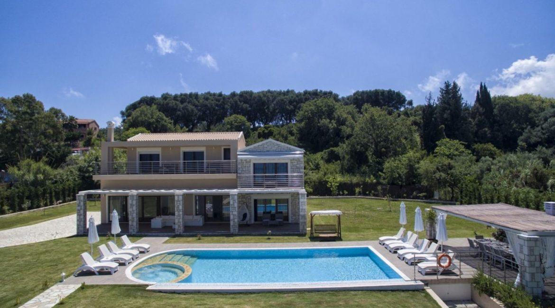 Beachfront Villa Corfu, Seafront Property in Corfu, Luxury Estate in Corfu, Luxury Real Estate in Corfu 19